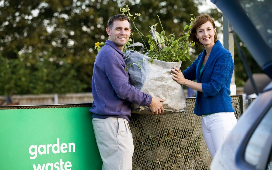 How To Dispose Of Gardening Waste